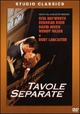 Cover Dvd DVD Tavole separate