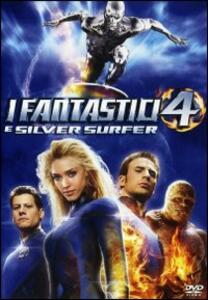 I Fantastici 4 e Silver Surfer (1 DVD) di Tim Story - DVD