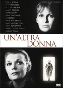 Un' altra donna di Woody Allen - DVD