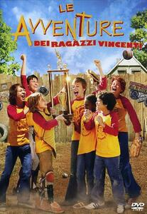 Le avventure dei ragazzi vincenti di William Dear - DVD