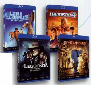 Blu-Ray Box Family (4 Blu-ray) di Stephen Norrington