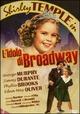 Cover Dvd L'idolo di Broadway