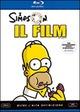 Cover Dvd DVD I Simpson - Il film