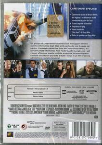 Die Hard. Vivere o morire (1 DVD) di Len Wiseman - DVD - 2