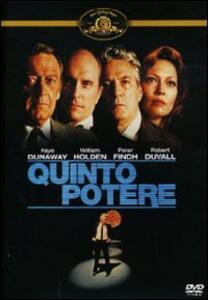 Quinto potere di Sidney Lumet - DVD