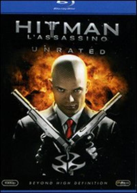 Hitman. L'assassino di Xavier Gens - Blu-ray