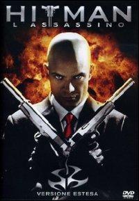 Cover Dvd Hitman. L'assassino