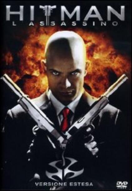 Hitman. L'assassino di Xavier Gens - DVD