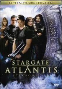 Stargate Atlantis. Stagione 3 (5 DVD) - DVD