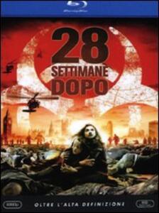 28 settimane dopo di Juan Carlos Fresnadillo - Blu-ray