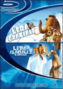 L' era glaciale - L'era glaciale 2 (2 Blu-ray) di Carlos Saldanha,Chris Wedge