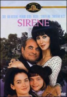 Sirene di Richard Benjamin - DVD