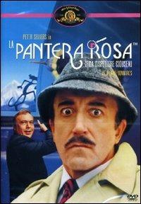 Cover Dvd La Pantera Rosa sfida l'ispettore Clouseau