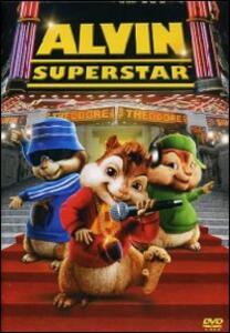 Alvin Superstar di Tim Hill - DVD