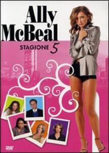 Ally McBeal. Stagione 5 (Serie TV ita) - DVD