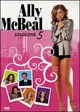 Cover Dvd Ally McBeal