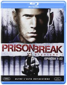 Prison Break. Stagione 1 (6 Blu-ray) - Blu-ray