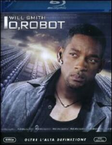 Io, robot di Alex Proyas - Blu-ray