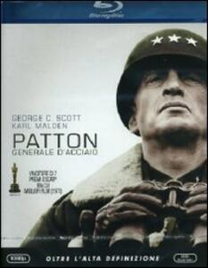 Patton generale d'acciaio di Franklin J. Schaffner - Blu-ray