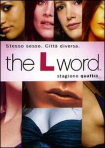 The L Word. Stagione 4 - DVD