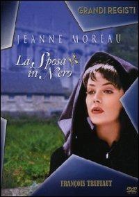 Cover Dvd La sposa in nero
