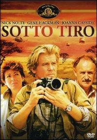 Cover Dvd Sotto tiro
