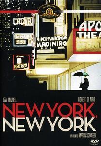 New York New York di Martin Scorsese - DVD