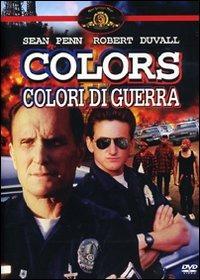 Cover Dvd Colors. Colori di guerra