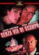 Cover Dvd DVD Senza via di scampo