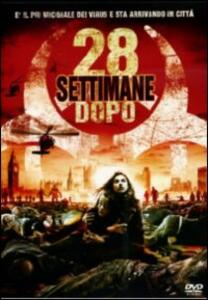28 settimane dopo di Juan Carlos Fresnadillo - DVD