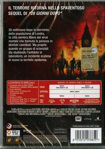 28 settimane dopo di Juan Carlos Fresnadillo - DVD - 2