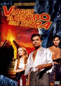 Viaggio al centro della Terra di Henry Levin - DVD