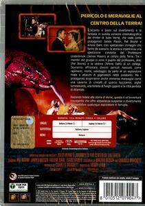 Viaggio al centro della Terra di Henry Levin - DVD - 2