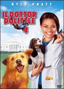 Il dottor Dolittle 4 di Craig Shapiro - DVD
