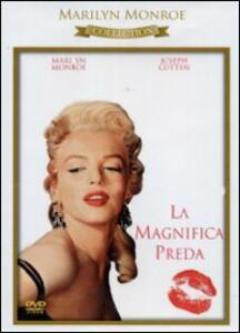 La magnifica preda di Otto Preminger - DVD