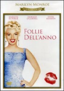 Follie dell'anno di Walter Lang - DVD
