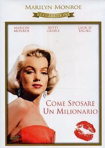 Come sposare un milionario di Jean Negulesco - DVD