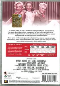 Come sposare un milionario di Jean Negulesco - DVD - 2