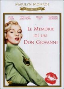 Le memorie di un dongiovanni di Joseph M. Newman - DVD