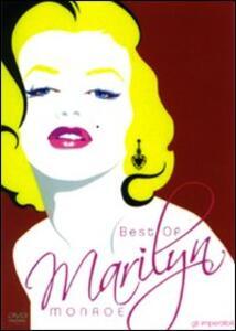 Best of Marilyn Monroe (4 DVD) di Howard Hawks,Jean Negulesco,Billy Wilder