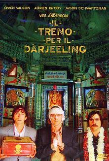 Il treno per il Darjeeling di Wes Anderson - DVD