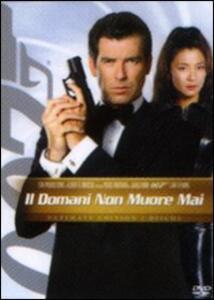 Agente 007. Il domani non muore mai<span>.</span> Ultimate Edition di Roger Spottiswoode - DVD