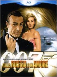 Cover Dvd Agente 007. Dalla Russia con amore