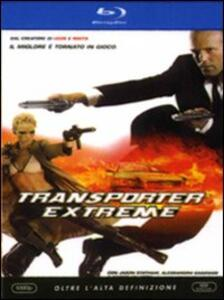 Transporter. Extreme di Louis Leterrier - Blu-ray