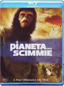 Il pianeta delle scimmie di Franklin J. Schaffner - Blu-ray
