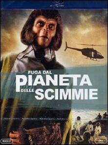 Fuga dal pianeta delle scimmie di Don Taylor - Blu-ray