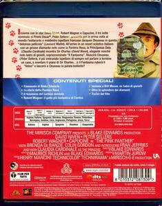 La Pantera Rosa di Blake Edwards - Blu-ray - 2