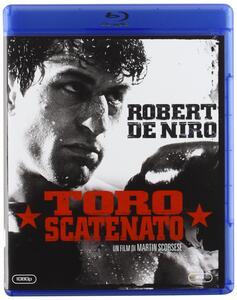 Toro scatenato di Martin Scorsese - Blu-ray