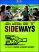 Cover Dvd DVD Sideways - In viaggio con Jack