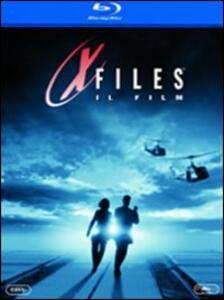 X Files. Il film di Rob Bowman - Blu-ray